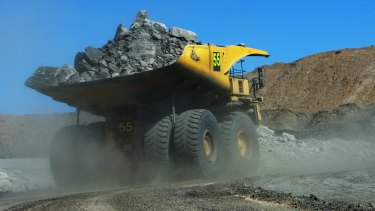 Funding for Adani's $16.5b Carmichael coal mine may be in doubt.