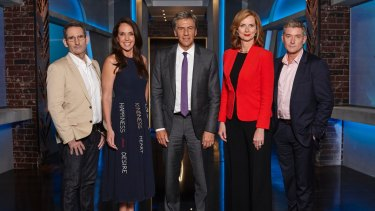 Reality show Shark Tank won't disappear just yet.