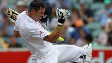 Supremely talented: England batsman Kevin Pietersen.