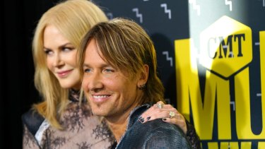 Nicole Kidman and Keith Urban appear in the data leak.