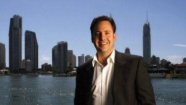 Gold Coast MP Steve Ciobo questions impact of new Gold Coast flight path on northern Gold Coast.