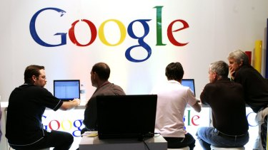 18 companies - such as Google and Facebook - are restructuring under the government's Multinational Anti-Avoidance Law (MAAL)