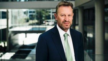 Australian Bureau of Statistics chief statistician David Kalisch.