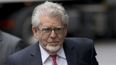 Entertainer Rolf Harris has denied his accusers' claims.