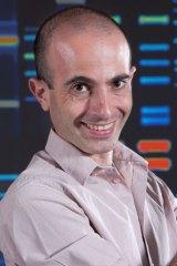 Yuval Noah Harari predicts we will overcome death.