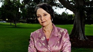 NSW Minister for Mental Health Pru Goward.