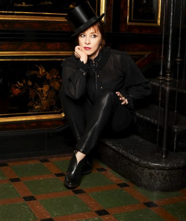 Suzanne Vega was surprised by the success of Luka.