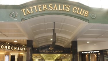 Not even the state's most powerful politician is invited to be a member of Brisbane's Tattersall's Club.