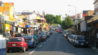 Urban sociologist Peter Walters said West End and Boundary Street had a diverse nature.