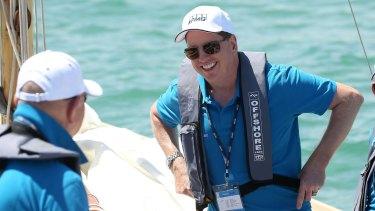 "JB Hi-Fi chief executive Richard Murray wants Sunday wages ""aligned"" with Saturdays."
