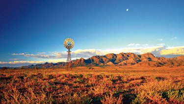 The Flinders Ranges is the country of the Adnyamathanha, the Rock People.
