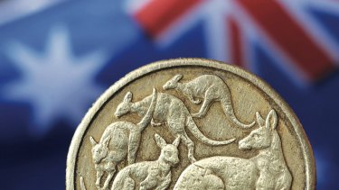 Leadership moves in Canberra helped halt the Aussie dollar's rally.
