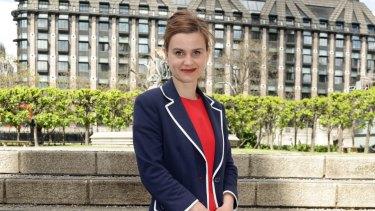 British lawmaker Jo Cox was killed in June  2016.