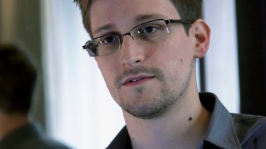 Edward Snowden leaked NSA files in 2013, but Mr Inglis said he should have tried harder to make his case without causing so much damage.