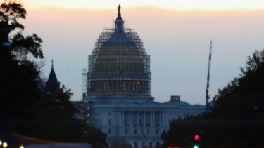 The US Senate is taking action on cyber security.
