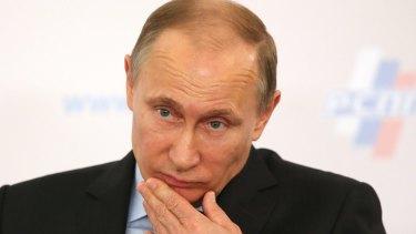 Russian President Vladimir Putin seeks support for ally Bashar al-Assad.