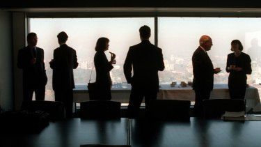"""The level of gender diversity in top companies is """"frustratingly low"""", research has found."""