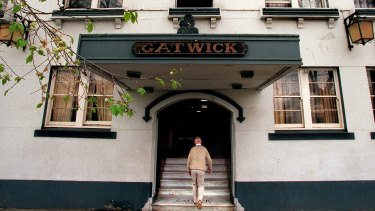 Gatwick House on Fitzroy St.