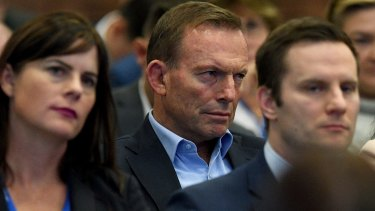 Tony Abbott believes he won his election on carbon pricing, rather than simply because the voters had had enough of Rudd/Gillard/Rudd.