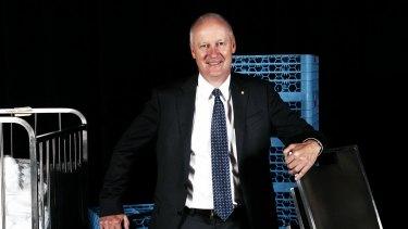 Richard Goyder CEO, Westfarmers.