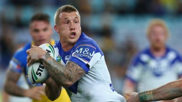 Moving on: Trent Hodkinson.