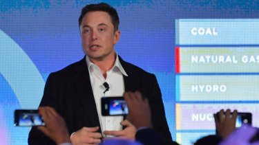 Elon Musk has hit his self-imposed 100-day deadline.