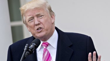 US President Donald Trump may no longer be relied upon to protect the regional order.