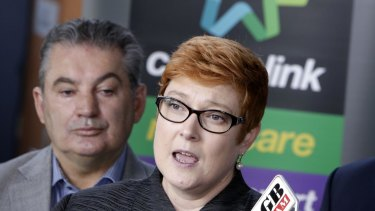 Marise Payne is likely to be elevated into cabinet.