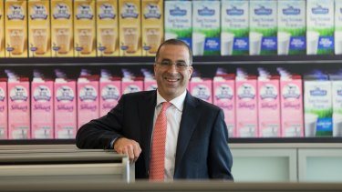 Former Murray Goulburn managing director Gary Helou faces court action by the ACCC.