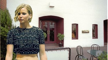 Will we see Jennifer Lawrence at Jimmy Watson's?