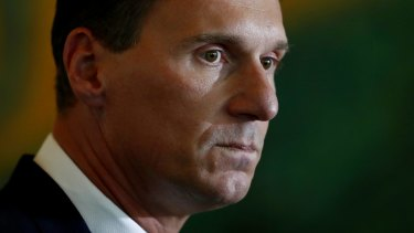 "Senator Cory Bernardi said Ross Cameron's comments were ""totally inappropriate""."