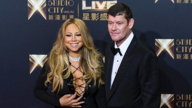 James Packer's Israeli affair is now giving him more trouble than the tumultuous split from his fiancee US songstress Mariah Carey.