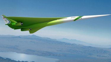 Supersonic aircraft are nothing new. But trying to travel at such speeds on the ground is another matter.