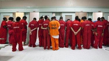 Orleans Parish Prison, Louisiana.