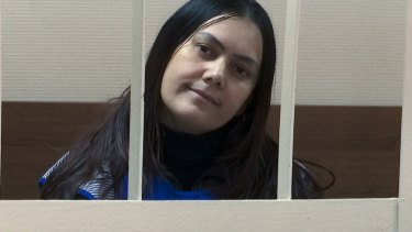 Gulchekhra Bobokulova, a 38-year-old nanny from Uzbekistan, is accused of killing a four-year-old girl and then brandishing the child's severed head outside a Moscow metro station.