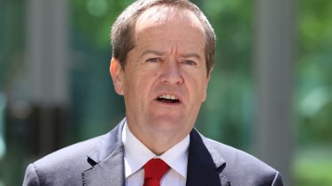 """""""No faith, no religion, no set of beliefs should ever be used as an instrument of division or exclusion"""": Opposition Leader Bill Shorten."""