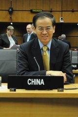 China's ambassador to Australia: Cheng Jingye.