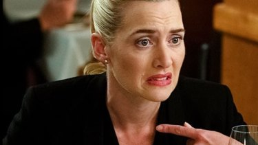 Kate Winslet in a scene from