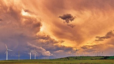 Stormy times are in prospect for the renewable energy sector.