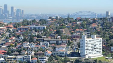 Sydney homeowners are spending less of their income on housing costs than a decade ago.
