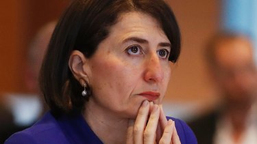 NSW Premier Gladys Berejiklian is creating an impression of arrogance over her government's stadium plans.