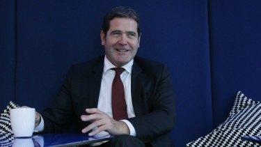 "Telstra group executive retail Gordon Ballantyne says health presents an ""extraordinary opportunity""."