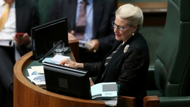 The statistics speak volumes about Speaker Bronwyn Bishop's management of the debating chamber, with 319 Labour MPs ejected under her rule, compared to only five Coalition MPs.