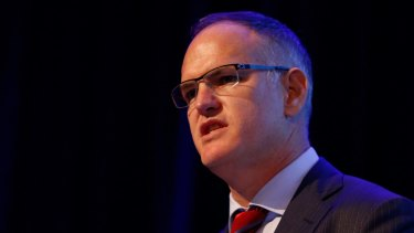 News Corporation Australasia chairman Michael Miller.