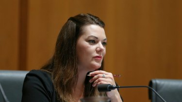"Sarah Hanson-Young: ""If we give people a viable alternative, they will take it.''"