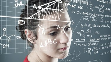 This year, 77.6 per cent of HSC students are studying at least one maths subject.
