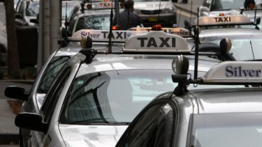 The value of NSW taxi plates is now at its lowest level since January 2002.