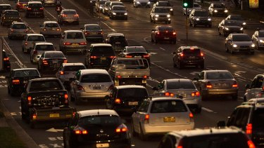 Congestion in Perth will outstrip that of Sydney within 15 years, according to Infrastructure Australia.