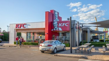 A Melbourne private investor has splashed out $4.475 million for a KFC restaurant site in Tamworth.