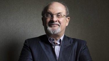A brilliant novelist holds back: Salman Rushdie.